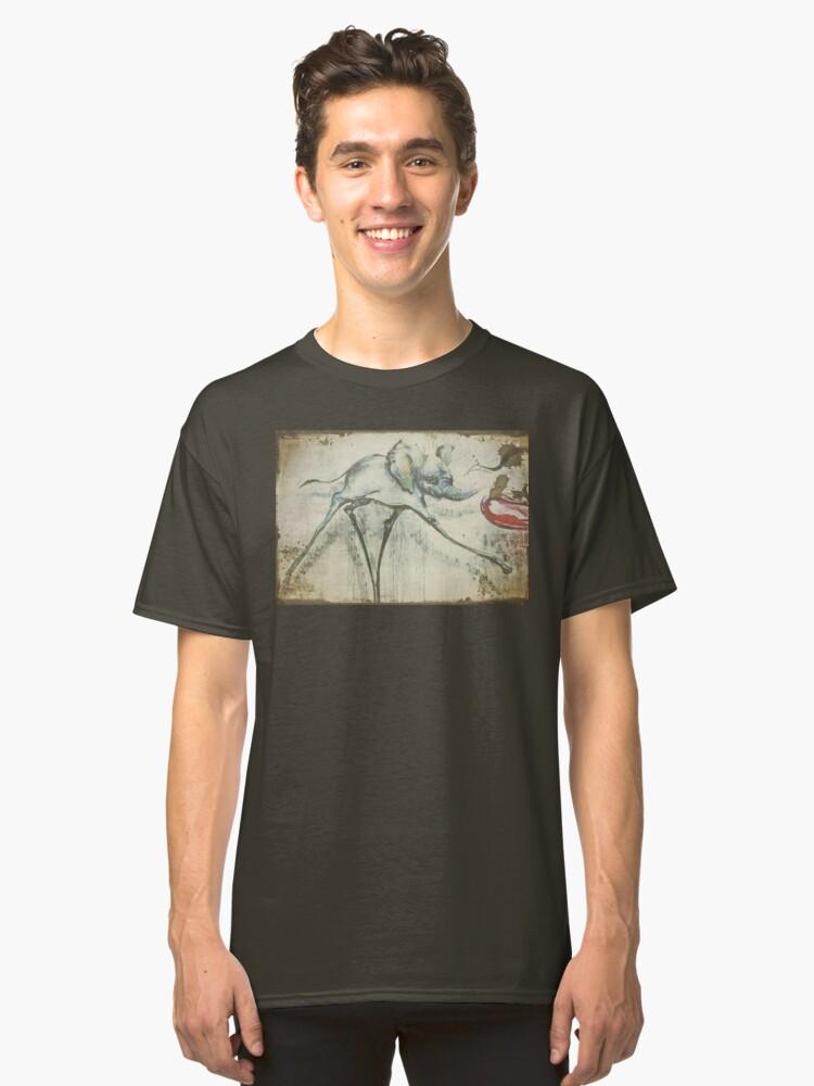 Daliesque Classic T-Shirt Front