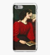 William Mainwaring Palin - Mother and Child - Motherly Joy iPhone Case/Skin