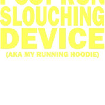 My Running Hoodie by endorphin