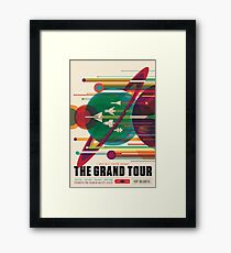 The Grand Tour Framed Print