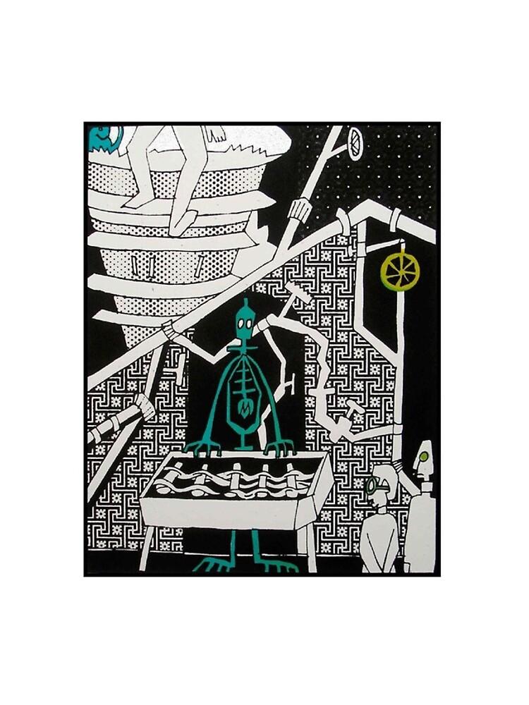 Dr. O's Laboratory by Lillian-Trettin
