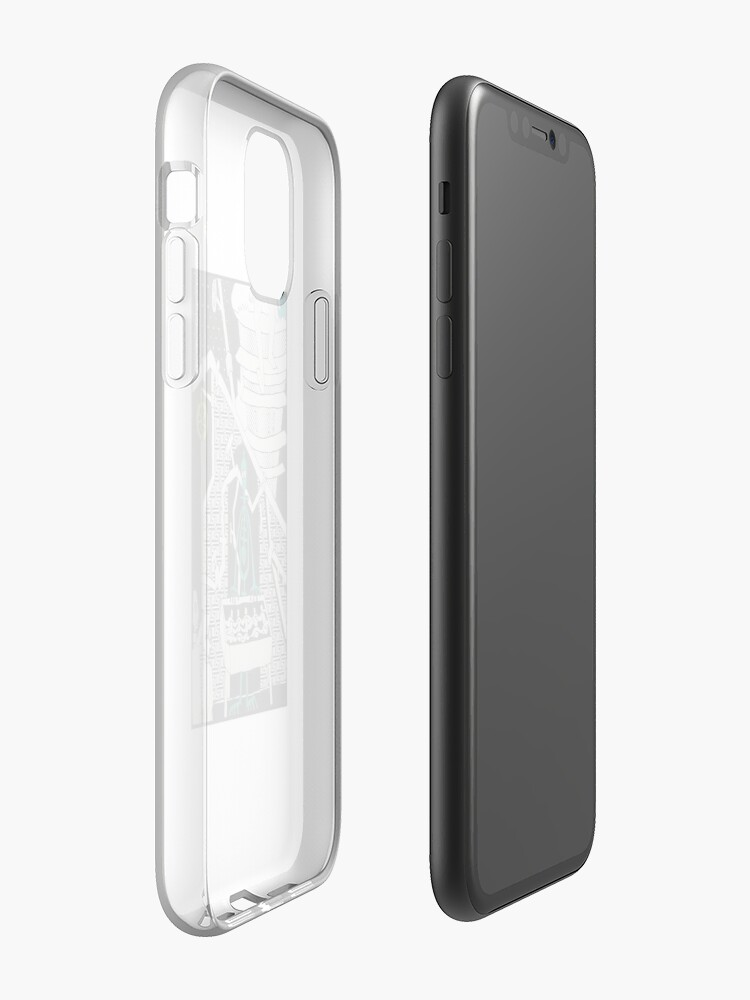 Alternate view of Dr. O's Laboratory iPhone Case & Cover