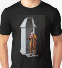 ...Rome...protecting the Pope... Unisex T-Shirt