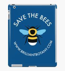 Save the Bees - Bumblebee iPad Case/Skin