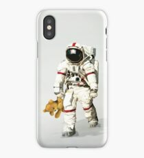 Space can be lonely iPhone Case