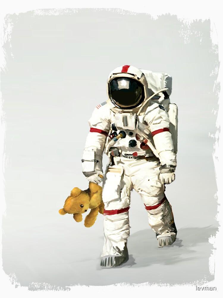 El espacio puede ser solitario de levman