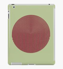 optical 6 iPad Case/Skin