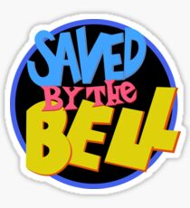 Saved By The Bell Sticker