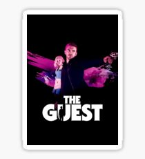 The Guest Sticker