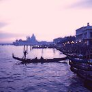 Venice, Italy. 1980. by Daniel Sorine