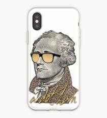 Alexander Hamilton - A dot Ham iPhone Case