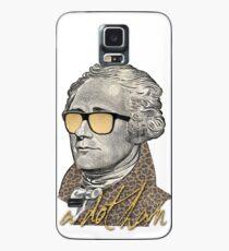 Alexander Hamilton - Ein Punkt Ham Hülle & Klebefolie für Samsung Galaxy