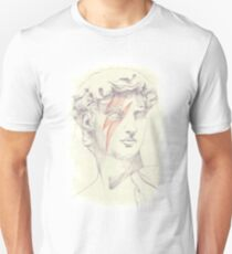 David: Michelangelo and Bowie T-Shirt
