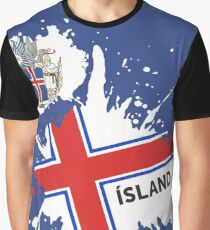 Iceland Graphic T-Shirt
