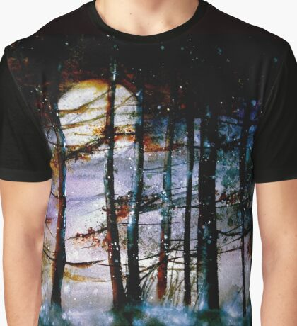 The Glory Of The Sky.. Graphic T-Shirt