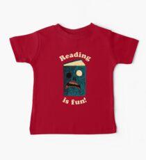 Reading is Fun Baby Tee