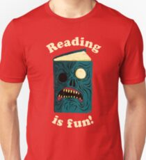 Reading is Fun Unisex T-Shirt