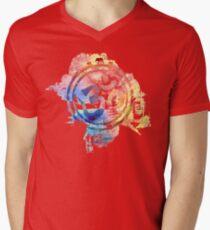 colorful ohm elephant logo T-Shirt
