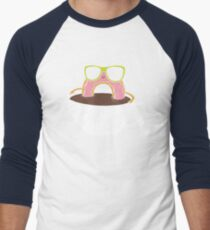 Coffee Break Baseball ¾ Sleeve T-Shirt
