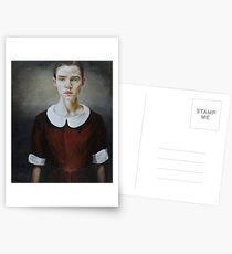 shiver Postcards