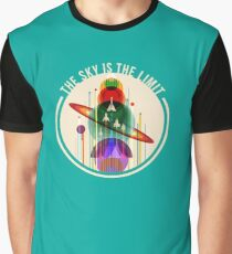 The Sky is the Limit Graphic T-Shirt