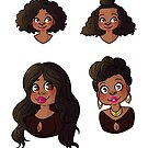Amber Riley by Sunshunes