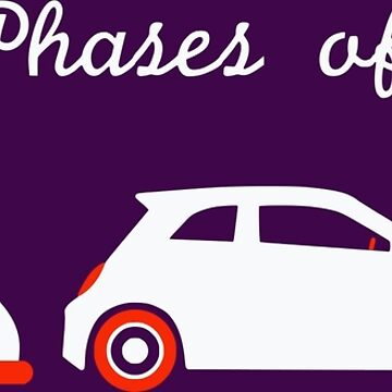 The Phases of Life - Driving by jphiliphorne