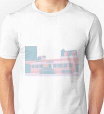 Miami Art Deco Dinner Unisex T-Shirt