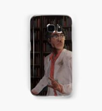 WTNV - Carlos and the Library Samsung Galaxy Case/Skin