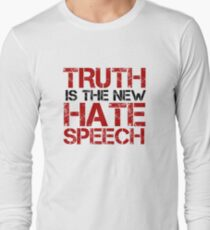 Truth Free Speech Political Offensive Liberty Freedom T-Shirt