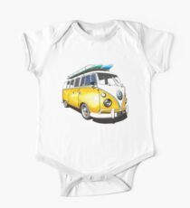 VW Bus Sunshiney day Kids Clothes