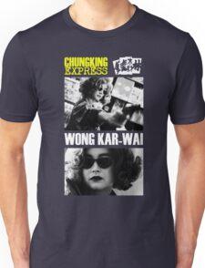CHUNGKING EXPRESS - WONG KAR WAI Unisex T-Shirt