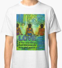 Three on the Beach Classic T-Shirt