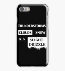 Twenty One Pilots- Migraine Design 2 iPhone Case/Skin