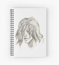 Sketchy Spiral Notebook