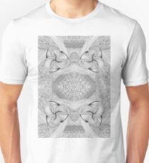 Abstract Uncoloured 120 T-Shirt