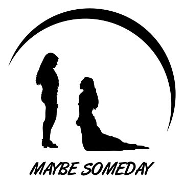 Clexa - Maybe Someday by jaythegreenling