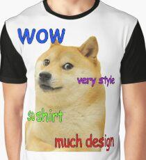 Doge design Graphic T-Shirt