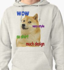 Doge design Pullover Hoodie