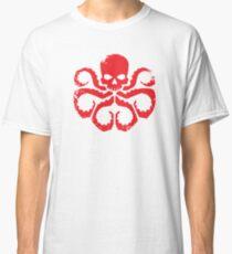HYDRA Badge - Red Classic T-Shirt