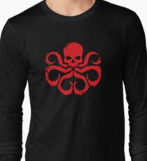 HYDRA Badge - Red T-Shirt