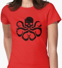 HYDRA Badge - Black T-Shirt