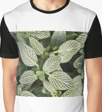 Leaves of Green Graphic T-Shirt