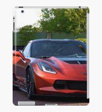 Corvette Stingray 'Shady Lady' iPad Case/Skin