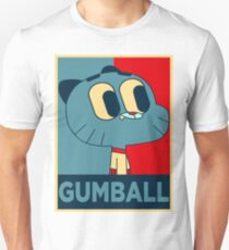 The amazing world of gumball 15 - gumball Unisex T-Shirt