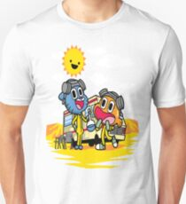 The amazing world of gumball 18 - End! Unisex T-Shirt