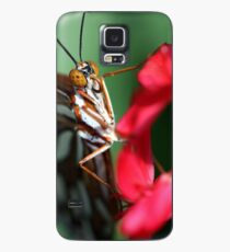 Macro Photo Passion Butterfly Case/Skin for Samsung Galaxy
