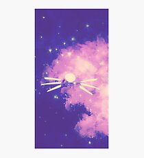 Galaxy whiskers  Photographic Print