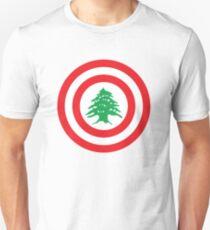 Captain Lebanon T-Shirt