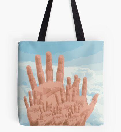 TheSkyIsTheLimit Tote Bag